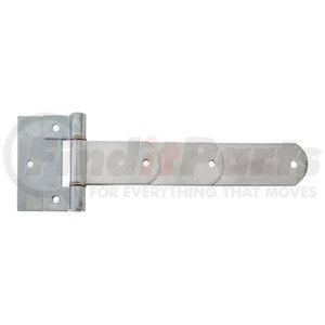 B2423H by BUYERS PRODUCTS - 2.25 x 16 Inch Steel Strap Hinge with 1/2 Inch Steel Pin-Overall 5 x 18.81 Inch
