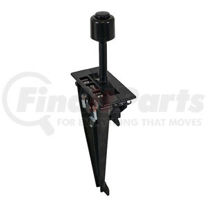 BA52 by BUYERS PRODUCTS - Air PTO-Hoist B-Series Single Lever Control 1/4-28 Threaded Cable/PTO Air Valve