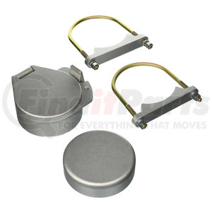 CC400 by BUYERS PRODUCTS - 4 Inch Diameter PVC Conduit Carrier Kit