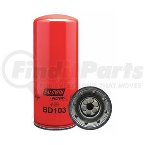 BD103 by BALDWIN - Lube Filter