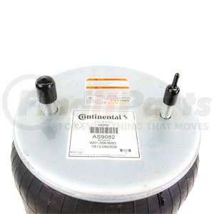 """AS9082 by CONTITECH - Air Spring for Multiple Trailer - Rolling Lobe - Base Height: 5.67"""" -  Min Max Height: 7.90""""– 20.75"""""""