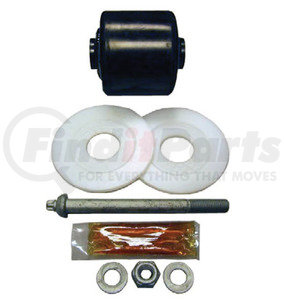 """22-903 by POWER PRODUCTS - Pivot Bolt Kit, Wide Bushing, White, 7""""× 2-3/8""""× 3/8"""""""