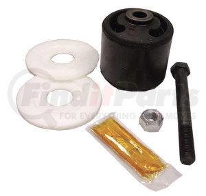 22-905 by POWER PRODUCTS - Pivot Bolt Kit - Welded Alignment, Wide Bushing, White