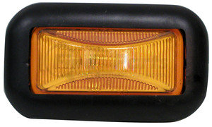2636A by PETERSON LIGHTING - 150 Clearance and Side Marker Light - Amber Kit