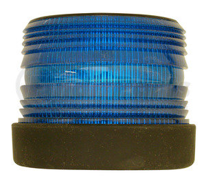 769-1B by PETERSON LIGHTING - 769-1 4 Joule Double-Flash/Quad-Flash Strobe Light - Blue, 12-48V