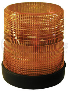 """769-1HA by PETERSON LIGHTING - 769-1 4 Joule Double-Flash/Quad-Flash Strobe Light - Amber, 6"""" tall"""