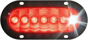 881K-7-MV by PETERSON LIGHTING - LED COMB S/T/T W/BACK-UP LIGHT KIT