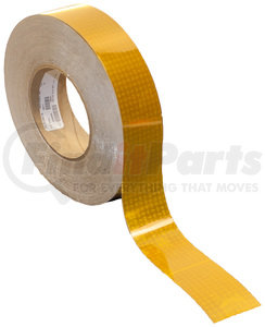 469-1 by PETERSON LIGHTING - REFLECTIVE TAPE,AMBER