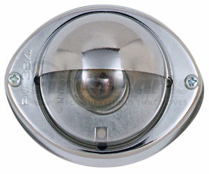 M394C by PETERSON LIGHTING - 394C Step Well Utility Light - Clear with Hood