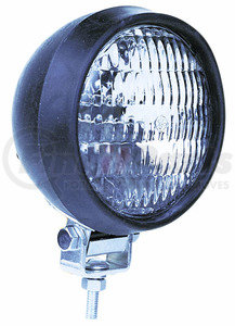 """M507 by PETERSON LIGHTING - TRACTOR LIGHT 4.5"""" ROUND W/RUBBER HOUSING SEALED BEAM 12V"""