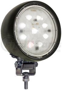 "M907-MV by PETERSON LIGHTING - 4"" ROUND RUBBER HOUSING LED WORK LIGHT - 450 LUMENS MV (FLOOD)"