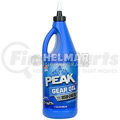 GO-4437 by PEAK - GEAR OIL, QUART (85W-140)
