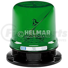 7660G by ECCO - STROBE LAMP (LED HYBRID GREEN)