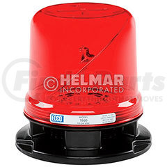 7660R by ECCO - STROBE LAMP (LED HYBRID RED)