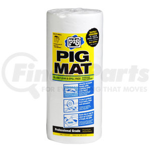 "26201 by NEW PIG CORPORATION - PIG Water-Repellent Oil-Absorbent Light-Weight Mat Roll, 15""x50' roll"