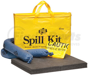 45300 by NEW PIG CORPORATION - Universal Spill Kit Absorbs 5 Gallons