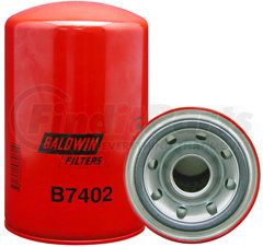 B7402 by BALDWIN - Lube Spin-on Filter