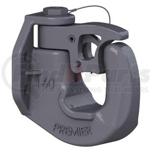 "160 by PREMIER MANUFACTURING - Coupling - Pintle 1-9/16"" Dia."