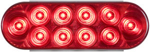STL72RB by OPTRONICS - Red stop/turn/tail light