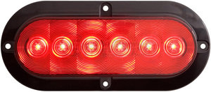 STL73RB by OPTRONICS - Red surface mount stop/turn/tail light