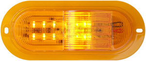 STL75AMFB by OPTRONICS - E rated side turn signal/marker light