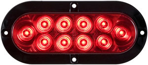 STL78RB by OPTRONICS - Red stop/turn/tail light