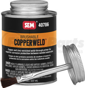 40786 by SEM PRODUCTS - Brushable Copperweld