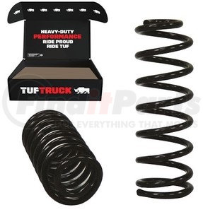 TTC-1210 by TUFTRUCK - HD Rear Coil (Pack Qty 2)