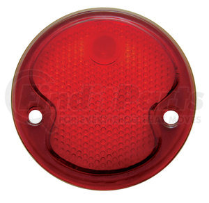 A1023 by UNITED PACIFIC - 1932 Tail Light Lens - Red