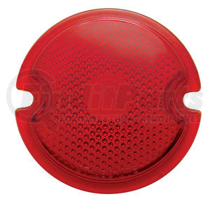 A1031 by UNITED PACIFIC - 1933-36 Tail Light Lens - Red