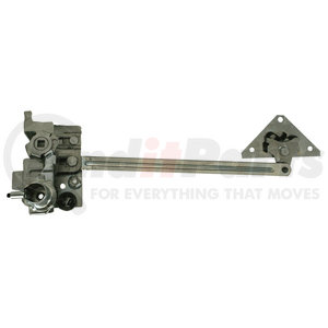 B21012 by UNITED PACIFIC - 1932-1934 Pickup Truck Door Latch - R/H