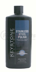 90059 by UNITED PACIFIC - Liquid Polish - 16oz. Stainless Steel Polish
