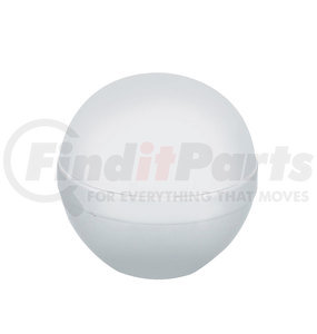 A2836GKC by UNITED PACIFIC - Billet Gear Shift Knob - Chrome