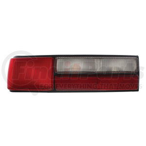 110135 by UNITED PACIFIC - LX Type Tail Light Assembly For 1987- 93 Ford Mustang - Driver