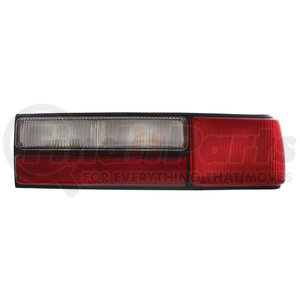 110136 by UNITED PACIFIC - LX Type Tail Light Assembly For 1987- 93 Ford Mustang - Passenger