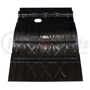 B20020 by UNITED PACIFIC - 1932 Ford 5 Window and Roadster Steel Rear Floor