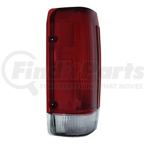 110170 by UNITED PACIFIC - 1987-89 Ford Styleside Pickup Tail Light Assembly