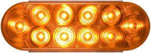 STL72AMB by OPTRONICS - Yellow parking/rear turn signal