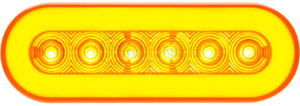 STL111AB by OPTRONICS - Yellow parking/turn signal