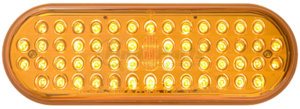 STL70AB by OPTRONICS - Yellow parking/turn signal