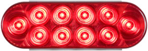 STL72RMB by OPTRONICS - Red stop/turn/tail light