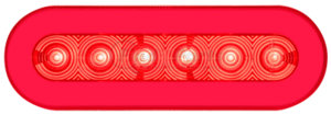STL111RHB by OPTRONICS - Red stop/turn/tail light