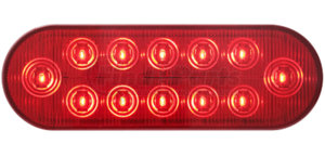 STL572RB by OPTRONICS - Red stop/turn/tail light