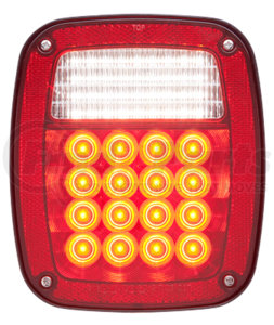 STL60RLB by OPTRONICS - Combination stop/turn/tail/back-up/license light