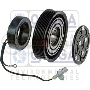 22-21810 by OMEGA ENVIRONMENTAL TECHNOLOGIES - CLUTCH ASSEMBLY  PV7 120mm