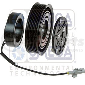 22-11369 by OMEGA ENVIRONMENTAL TECHNOLOGIES - 10S11C CLUTCH PV7 120mm 01-06 TOYOTA HILUX EXPORT