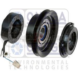 22-21584 by OMEGA ENVIRONMENTAL TECHNOLOGIES - COMP DENSO 10PA15C 1GR 143mm 12V