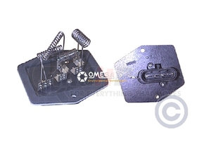 15-8788 by OMEGA ENVIRONMENTAL TECHNOLOGIES - RESISTOR 15-8788 95-02 GM C/K PICKUP