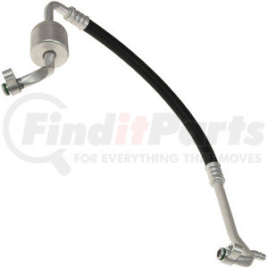 34-63664 by OMEGA ENVIRONMENTAL TECHNOLOGIES - SUCTION HOSE ASSY