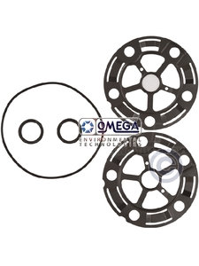 21-24633 by OMEGA ENVIRONMENTAL TECHNOLOGIES - GASKET KIT FORD FX-15